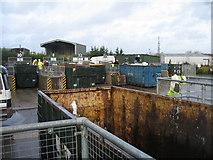 SU6553 : Daneshill Recycling Depot by Sandy B