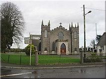 N6376 : Church at Ballinlough, Co. Meath by Kieran Campbell