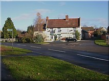 SP4966 : Grandborough-The Shoulder of Mutton by Ian Rob