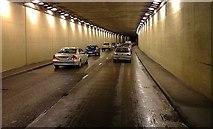 SE2831 : A643 Ingram Distributor Road Tunnel by Steve Partridge