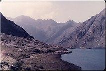 NG4820 : Loch Coruisk, Skye by Elliott Simpson
