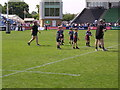 TQ1573 : Stourbridge Rugby Club Juniors at the Stoop by Bill Johnson