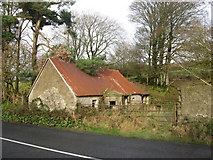 N6177 : Cottage at Patrickstown, Co. Meath by Kieran Campbell