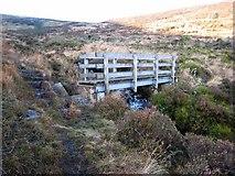 NX9662 : Footbridge over the Criffel Burn by Oliver Dixon
