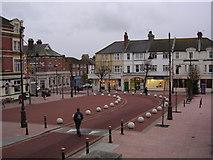 TQ7407 : Devonshire Square, Bexhill by Bill Johnson