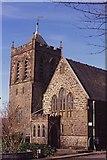 NN1073 : (former) MacIntosh Memorial Church by Les Horn