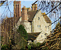SO5199 : Frodesley Lodge, Shropshire by Roger  Kidd