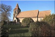 TL3278 : Pidley Church by Bob Jones
