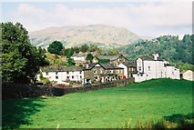 NY3915 : Patterdale near to Ullswater by Peter S