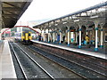 NY9464 : Hexham Station by Mike Quinn