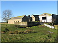 NY6768 : The barns at Moss Peteral by Mike Quinn