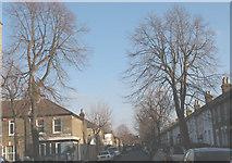 TQ4077 : Lyveden Road, Blackheath by Stephen Craven