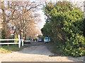 TQ3976 : Langton Way, Blackheath by Stephen Craven