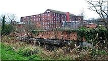 J2865 : Former Barbour's mill, Hilden by Albert Bridge