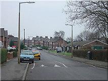 SK4593 : Mowbray Street, Herringthorpe by Alan Murray-Rust
