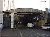 TQ2681 : Taxi rank, Paddington Station by Oxyman