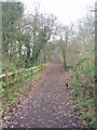 SP0291 : Lane leading to Sandwell priory by Shaun Hewitt