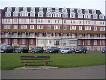 TQ7407 : Sackville Apartments, Bexhill-on-Sea by Bill Johnson