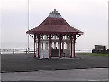 TQ7407 : Promenade Shelter, Bexhill-on-Sea by Bill Johnson