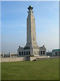 TQ7668 : Chatham Naval Memorial (3) by Danny P Robinson