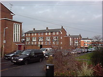 TQ7668 : Britton Street, Gillingham by Danny P Robinson