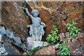 SH5837 : Cerub Portmeirion Cherub by Alan Fryer
