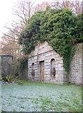 SD4964 : Family Vault, St Wilfrid's churchyard, Halton by Humphrey Bolton