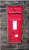SE1537 : Victorian Post Box - Carr Lane by Betty Longbottom