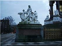 TQ2679 : Albert Memorial by Alexander P Kapp