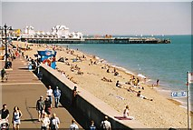SZ6497 : Southsea: seafront by Chris Downer