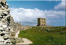TA0489 : Scarborough Castle by Richard Croft