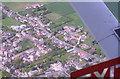 TF1205 : Aerial View of Helpston by Ian Simons