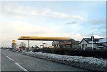 J1962 : Shell Garage, Moira Rd. by Wilson Adams