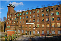 SD8611 : Crimble Mill by Christopher Hill