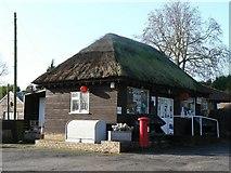 TR3451 : Great Mongeham: post office by Chris Downer