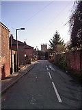 TA0322 : Catherine Street, Barton Upon Humber by David Wright