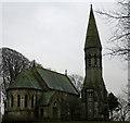 SD4853 : Church At Ellel Grange by J Scott