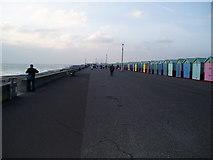 TQ2704 : Western  Esplanade by Peter Holmes