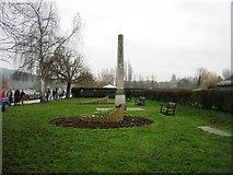 SU7682 : The Obelisk by Sandy B