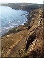 NM4519 : Clifftop View by Adam Ward
