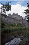 S0524 : Cahir Castle (2) by Mike Searle