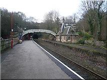 SK3057 : Cromford Station by Alan Heardman