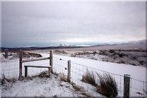 NC5160 : Bleak moorland by Steven Brown