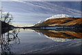 NN2896 : Reflections in Loch Lochy by Steven Brown