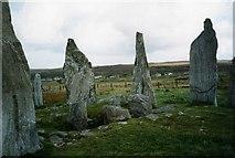 NB2133 : Calanais Stones by Trevor Rickard