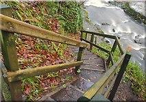 J3996 : Winter at Glenoe (9) by Albert Bridge