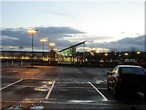 NS5170 : Sainsbury's, Great Western Retail Park by Stephen Sweeney