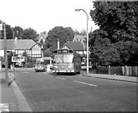 TQ3060 : Stoats Nest Road, Coulsdon by Dr Neil Clifton