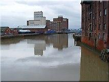 TA1029 : River Hull by Peter Church