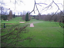 SP3177 : Hearsall golf course by E Gammie